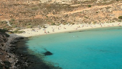 Island of Rabbits Beach - Lampedusa, Italy