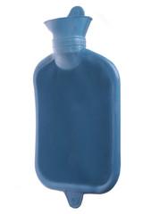 borsa acqua calda blu