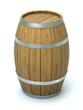 Wooden barrel