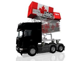 SPEDIZIONE CANADA