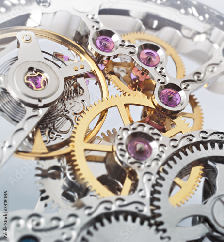 Uhrwerk Makro - 34180146