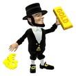 Bankiers wollen Gold und keine Euros