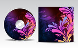 CD cover design template_9