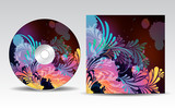 CD cover design template_10