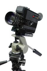 vintage super-8 cam