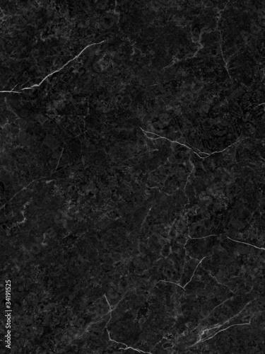 In de dag Stenen black marble texture (High resolution)