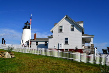 Pemaquid Lighthouse, USA