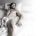 Fototapete Nude - Sinnlich - Mann