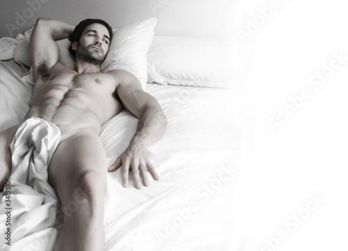 Fototapeten,mann,nackt,nude,sinnlich