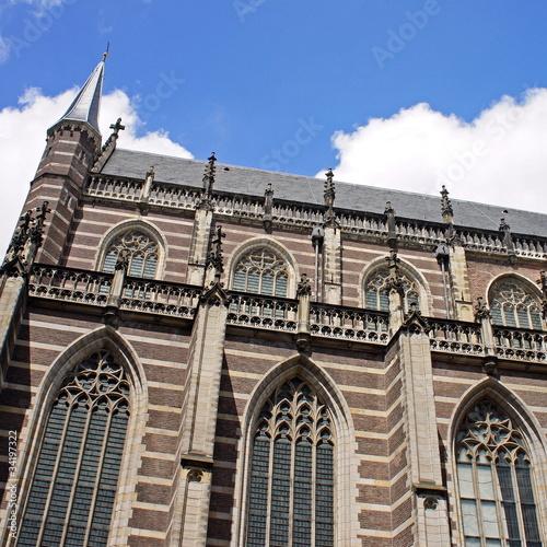 NIEUWE KERK in AMSTERDAM / Niederlande