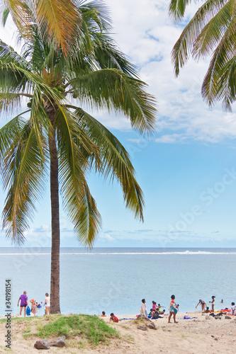 plage Ermitage, ïle de la Réunion