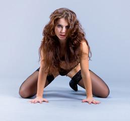 Performer Striptease Undressing