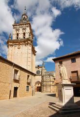 Torre de la Catedral de Burgo de Osma, Soria