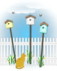 birdhouse community