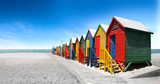 Bathing cabins - Fine Art prints