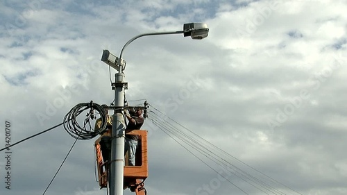 Electric pole package 3 videos