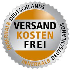 Versandkostenfrei - innerhalb Deutschlands - orange