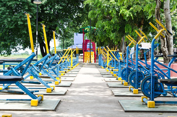 Health Park Bungkan Thailand