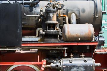 Alte Dampfmaschinentechnik