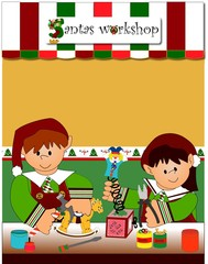 elf workshop