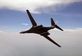 Modern strategic bomber poster
