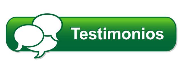 """Botón Web """"TESTIMONIOS"""" (satisfacción calidad servicio opinión)"""