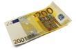 200 Euroschein