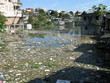 Pollution caused by Shanty town (favelas) in the Amazon Region