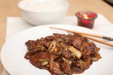 Chinese Cuisine - Kung Pao
