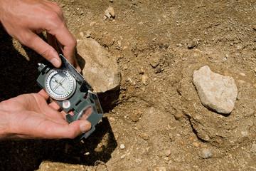 rilievo allo scavo 01