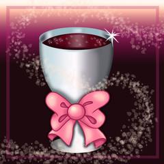 coppa di vino