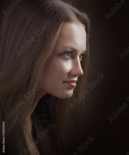 Romantic Beauty Portrait