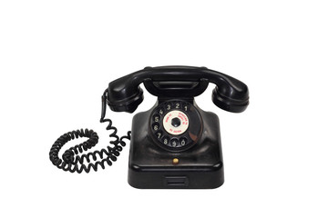 altes bergbau telefon