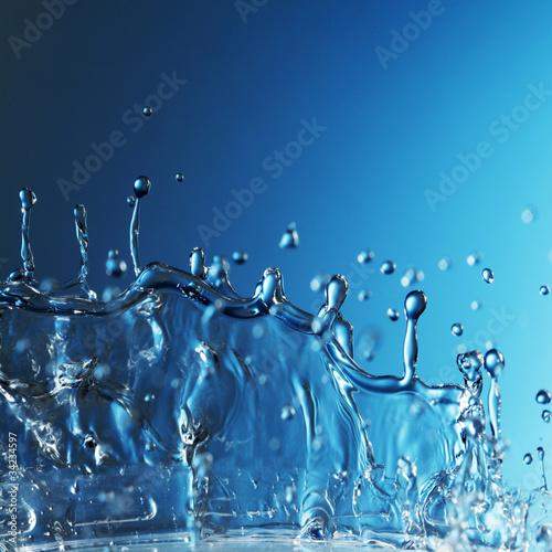 water splash - 34234597
