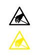 Antystatic Symbol