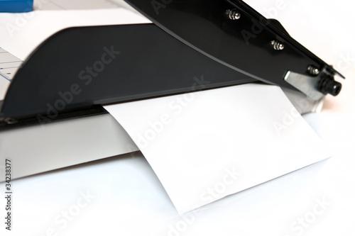 Papier Schneidemaschine