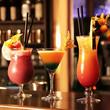 3 verschiedene Cocktails