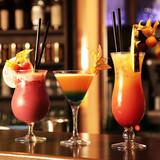 Fototapety 3 verschiedene Cocktails