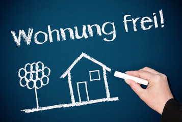 Wohnung frei ! - Immobilien Konzept - Vermietung