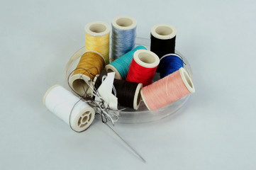 Sewing yarn box