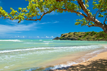 hidden beach, puerto rico