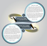 Fototapety Vector Abstract Background For Text