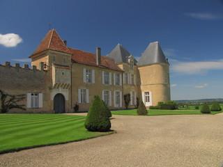 Château Yquem, Pays de Sauternes ; Gironde ;  Aquitaine