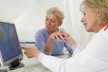 Chirurgie des mains-consultation
