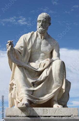 Statue of Polybius