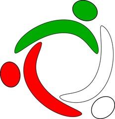Logo Omini Italia - Italian Logo