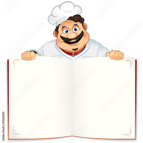 Cook with Recipe Book