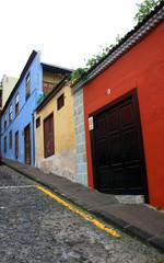 La Orotava city on Tenerife, Canary islands, Spain
