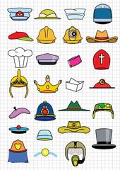 indumenti cappelli 001