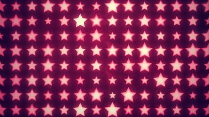 Stars seamless background